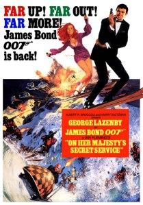On Her Majesty S Secret Service 1969 Geek Vs Goth