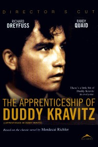 characterization of duddy from the apprenticeship of duddy kravitz by mordecai richler The apprenticeship of duddy kravitz – mordecai richler – 1959 the following is a compilation of discussions and reviews from the previous version of our website.