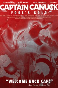 Captain Canuck Fool's Gold (2014)